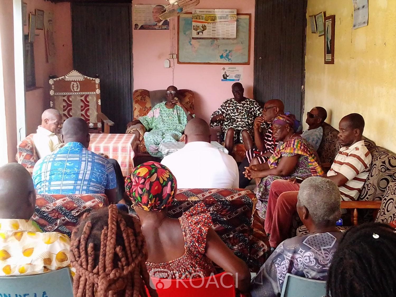 Côte d'Ivoire : Bouaké, face aux rumeurs propagées dans la ville, une campagne de sensibilisation initiée par une union