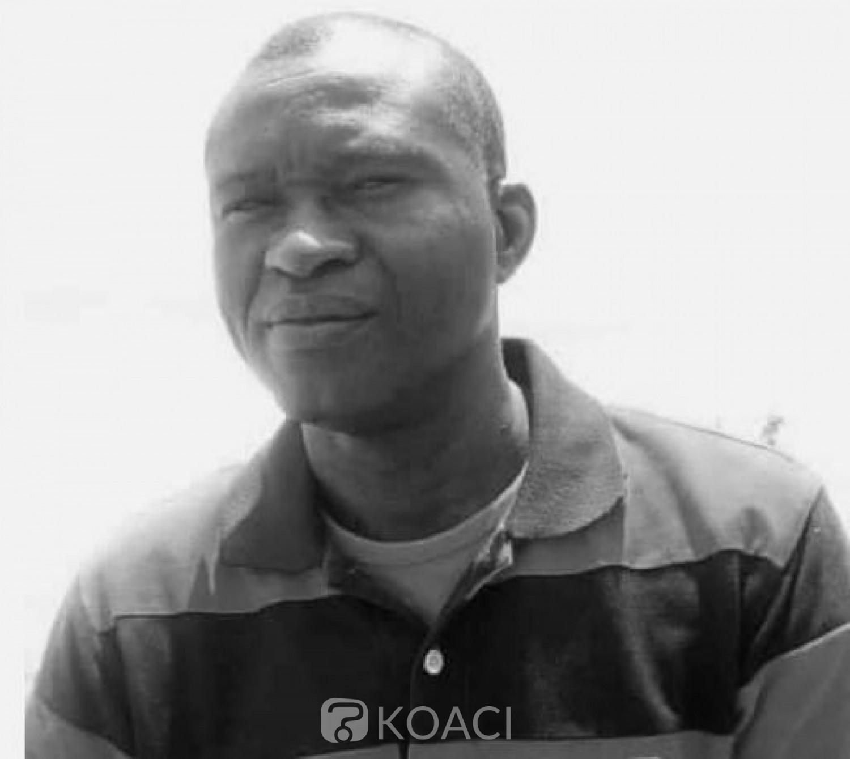 Côte d'Ivoire :    Presse, le journaliste, Doumbia Balla Moise décédé hier inhumé cet après-midi