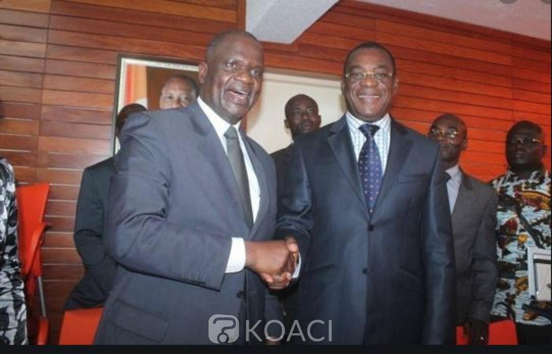 Côte d'Ivoire : Situation socio-politique, le président de l'Assemblée Nationale appelle l'opposition à la responsabilité et à la raison