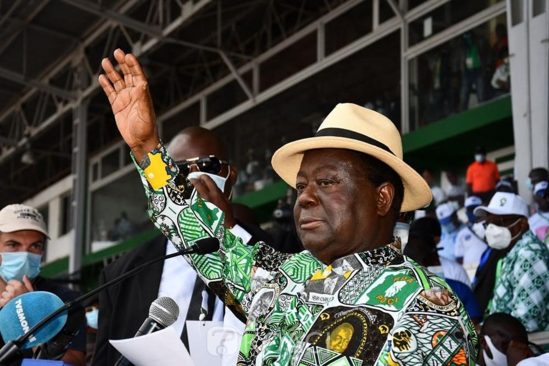 Côte d'Ivoire : Bédié demande la libération sans conditions des cadres du PDCI interpellés