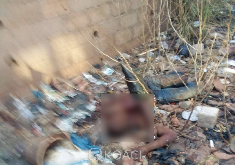 Mali : «Crimes rituels» à Fana,un neuvième corps décapité retrouvé par la police