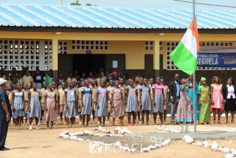Côte d'Ivoire : Education nationale, prévue pour le lundi 9 novembre, la reprise des cours après les congés de Toussaint reportée