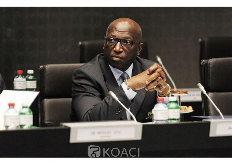 Côte d'Ivoire : Élection à la CAF, Jacques Anoma obtient le parrainage de la FIF