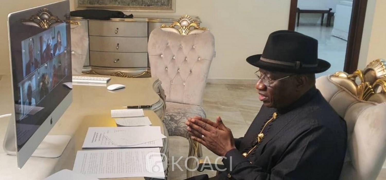 Nigeria : Leçons de Goodluck Jonathan après son retrait de la présidence en 2015