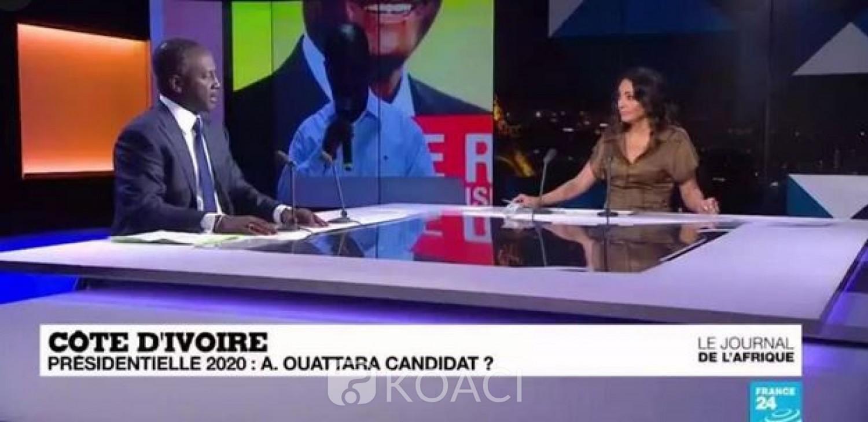 Côte d'Ivoire :   Traitement de l'actualité politique, le RHDP « mécontent » du traitement de certaines presses internationales