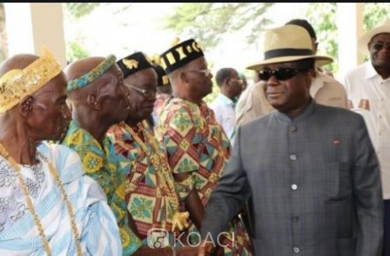 Côte d'Ivoire : Accusations de distribution d'armes contre des cadres du PDCI