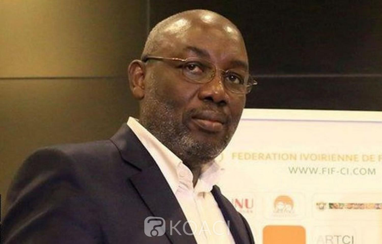 Côte d'Ivoire : FIF, Sidy Diallo testé positif  à la Covid-19, son message à ceux qui ont eu un contact avec lui