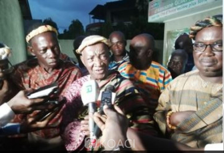 Côte d'Ivoire : Décrispation , des chefs Baoulés veulent rétablir un dialogue direct entre Ouattara et Bédié