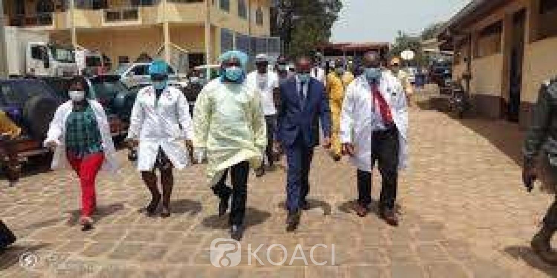 Cameroun : Coronavirus, dépistage obligatoire à l'entrée du Cameroun après le démantèlement d'un réseau de faux tests en France