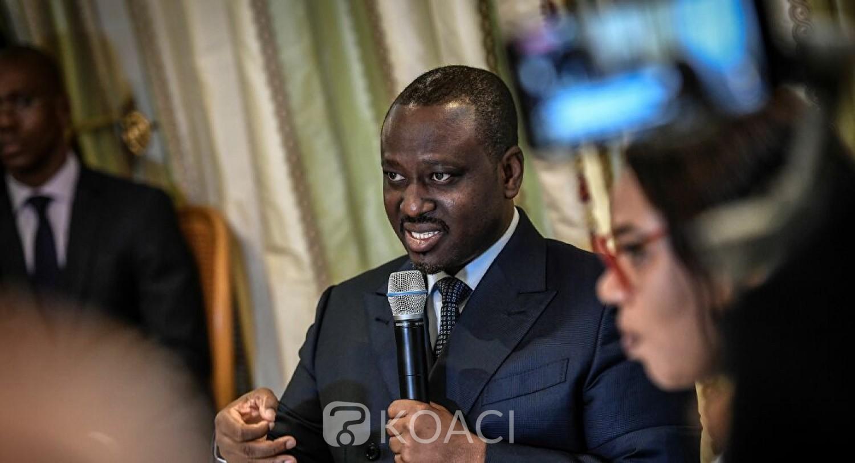 Côte d'Ivoire : Guillaume Soro prié de quitter la France, actuellement en Belgique et bientôt au Mali ?