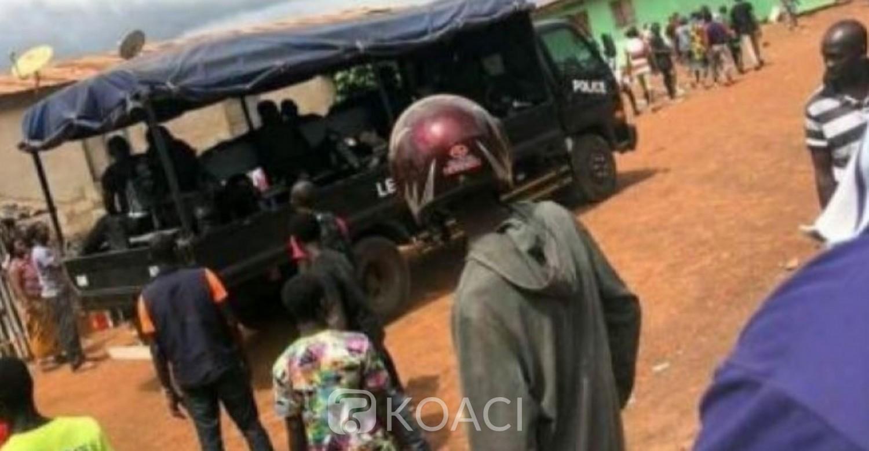 Côte d'Ivoire : Des affrontements intercommunautaires signalés à M'Batto (Moronou), situation confuse