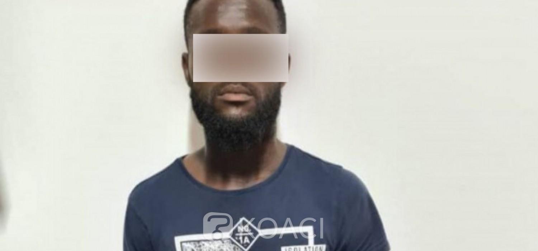 Côte d'Ivoire : Abobo, un individu interpellé pour viol présumé sur sa voisine de la cour