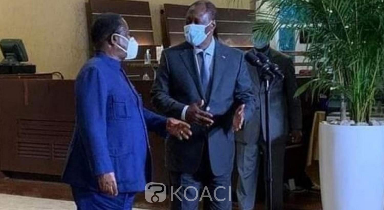 Côte d'Ivoire : Rencontre Bédié-Ouattara, Blé Goudé salue l'initiative et les félicite