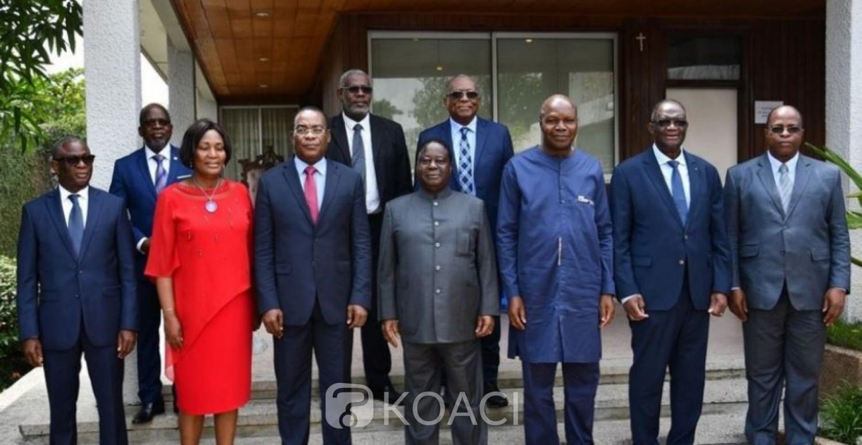 Côte d'Ivoire : Avant son nouveau rendez-vous avec Ouattara, Bédié veut rencontrer toutes les plateformes de l'opposition