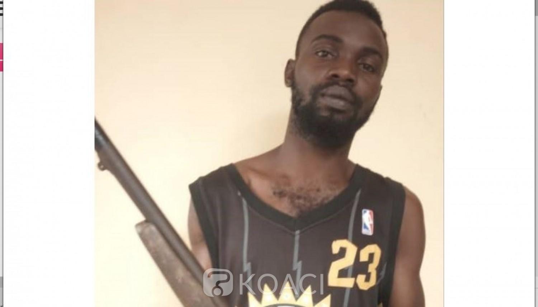 Côte d'Ivoire : Man, fin de cavale pour l'un des membres d'un gang présumé coupeurs de route, ses acolytes recherchés