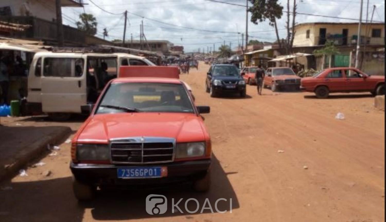 Côte d'Ivoire : Grève des chauffeurs de taxi à Dabou pour cause de racket des forces de l'ordre ?