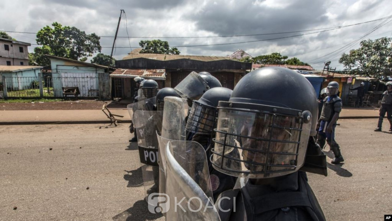 Guinée : Massacre de Zogota,la CEDEAO condamne l'Etat guinéen à une lourde amende