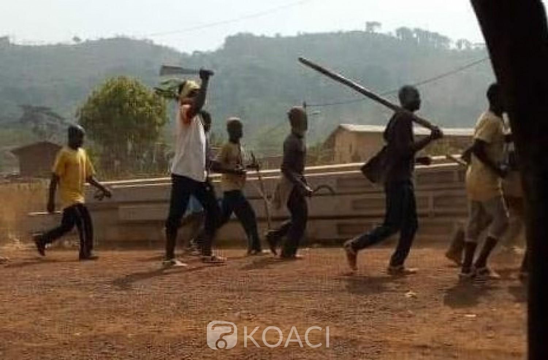 Côte d'Ivoire : M'Batto, le bilan officiel des affrontements s'est alourdi, cinq morts, un autre décès faute de n'avoir pas eu accès à l'hôpital