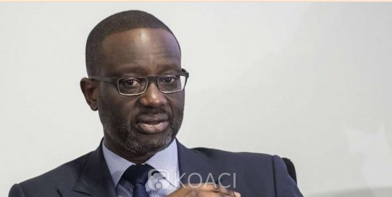 Côte d'Ivoire : Annoncé auprès de l'opposition ivoirienne, Tidjane Thiam nommé PCA de l'Agence Gouvernementale de Kigali