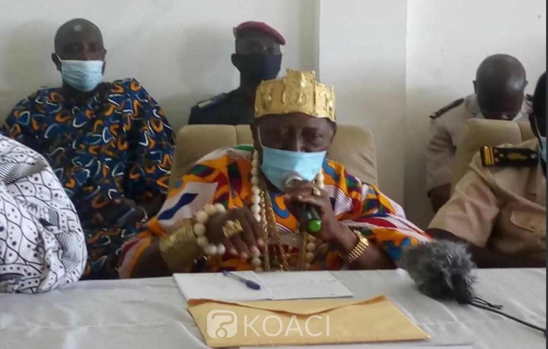 Côte d'Ivoire :  Après les violences, les rois et chefs traditionnels sortent enfin de leur mutisme