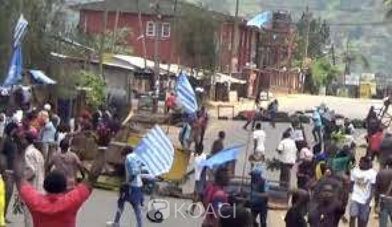 Cameroun : Depuis les Etats-Unis, un influent leader séparatiste promet une série d'attentats au Cameroun, coup de pub ?