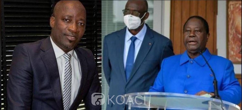 Côte d'Ivoire : Depuis la Haye, ce que Blé Goudé a confié à Henri Konan Bédié