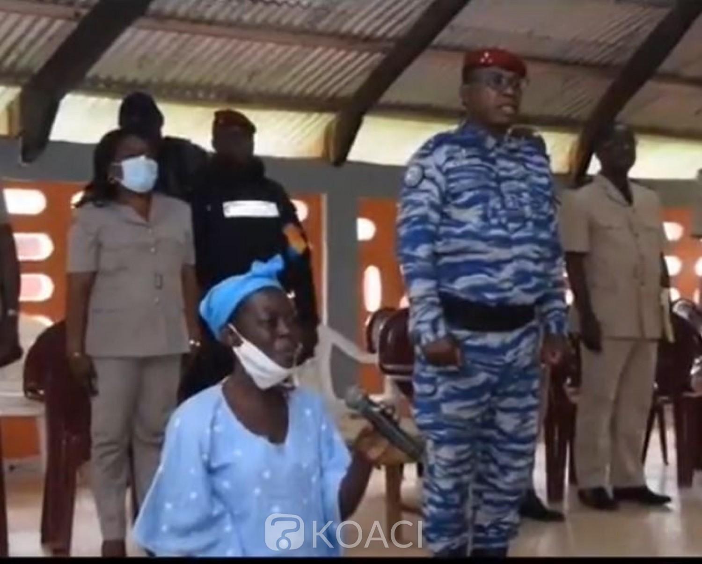 Côte d'Ivoire : Le Général Apalo à ceux qui érigent les barrages sur les routes, « vous méritez la prison »