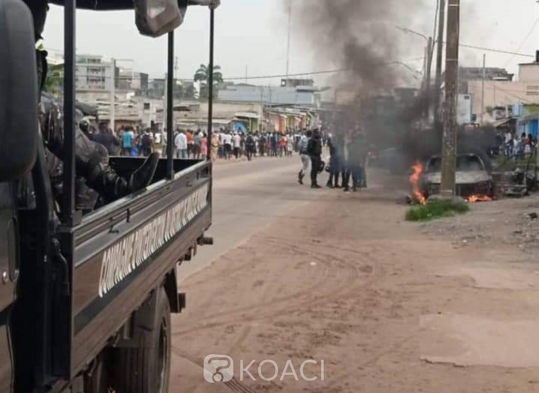 Côte d'Ivoire : Yopougon, des manifestations dans la commune rapidement dispersées