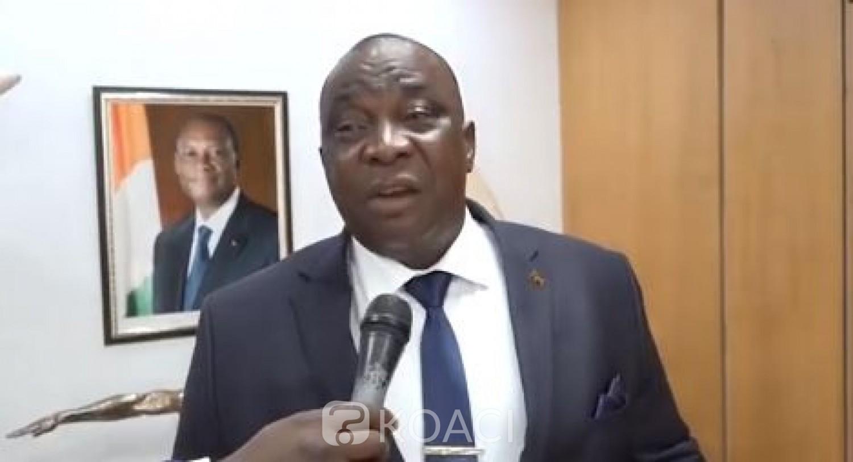 Côte d'Ivoire :  Adjoumani après la sortie d'un confrère de la presse française : « la Côte d'Ivoire ne connaîtra pas de « guerre civile » ni de « désastre».»