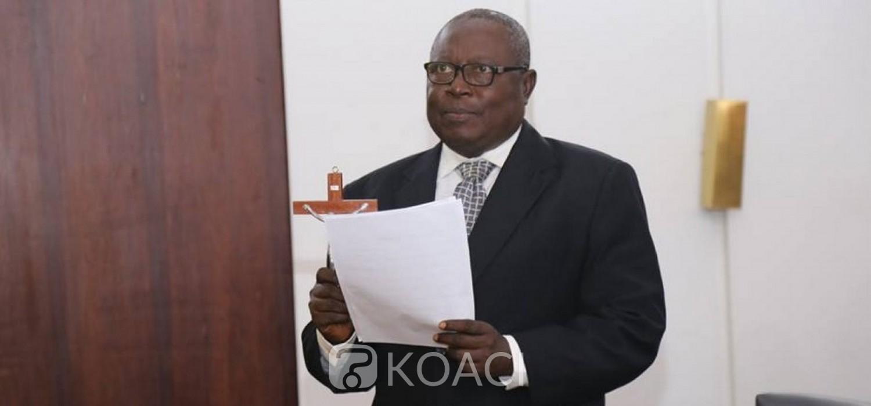 Ghana : Démission du Procureur spécial Martin Amidu