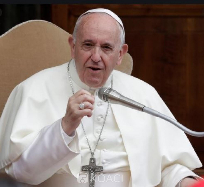 Côte d'Ivoire : Le Pape François encourage les différents acteurs politiques à rétablir un climat de confiance réciproque et de dialogue