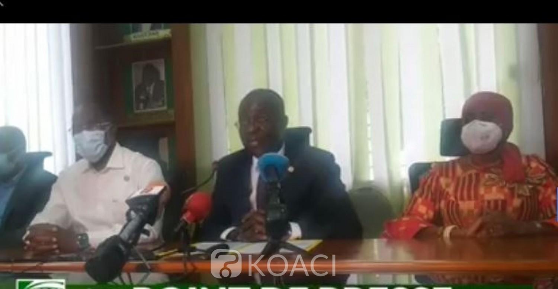 Côte d'Ivoire : Sénateurs du PDCI déférés à la MACA, leurs collègues évoquent une violation flagrante de l'article 92 de la constitution et 185 du règlement du sénat