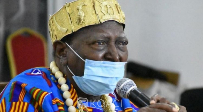 Côte d'Ivoire : Violences post-électorales, Sa majesté Nanan Amon Tanoë déplore que les jeunes aient tendance à croire en un idéal
