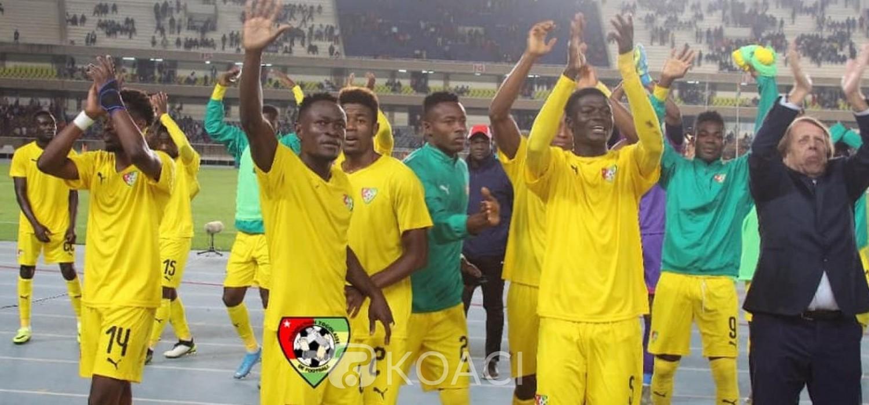 Togo : CAN 2021, Togo-Egypte 1-3, les Eperviers éliminés