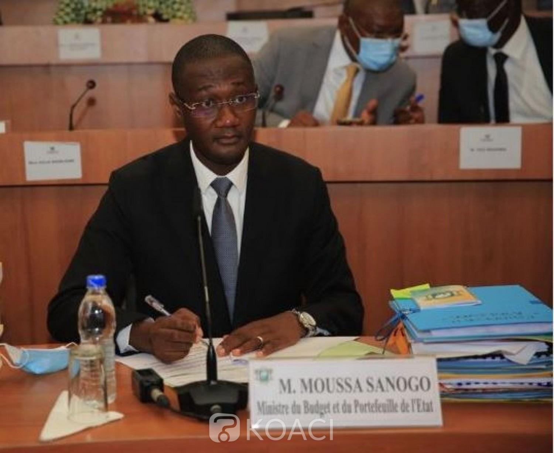Côte d'Ivoire : Les grandes lignes du Budget de l'Etat pour l'année 2021, estimé à 8398,3 milliards FCFA