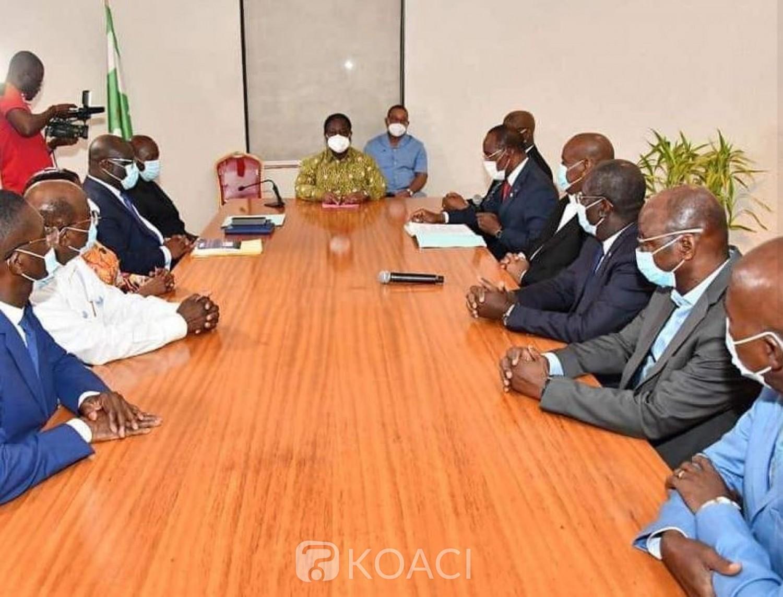 Côte d'Ivoire : Une autre rencontre entre les leaders  de l'opposition annoncée pour vendredi