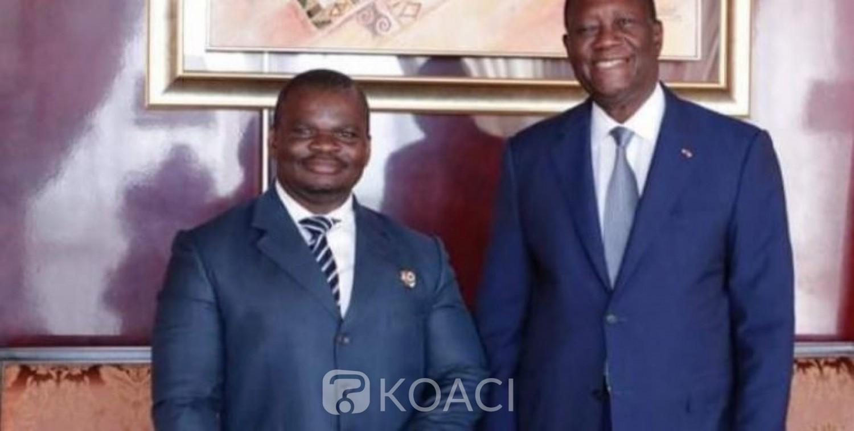 Côte d'Ivoire : Après avoir remporté le bras de fer contre Guillaume Soro pour le contrôle du RACI, Kanigui reçu par le chef de l'Etat Alassane Ouattara