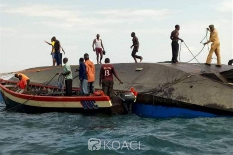 Kenya : Dix personnes seraient mortes dans le chavirement d'un bateau sur le lac Victoria