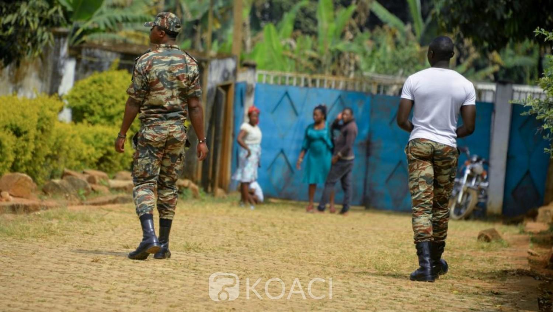 Cameroun : Au moins deux gendarmes tués dans le Nord-ouest