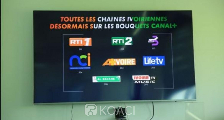 Côte d'Ivoire : Voici Pourqoui le signal de  la télévision nationale (RTI1) est interrompu sur le bouquet