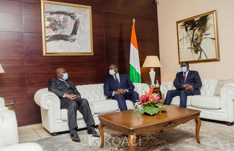 Côte d'Ivoire : Candidat à la présidence de la CAF, Anouma peut compter sur le soutien du chef de l'Etat et son Premier Ministre