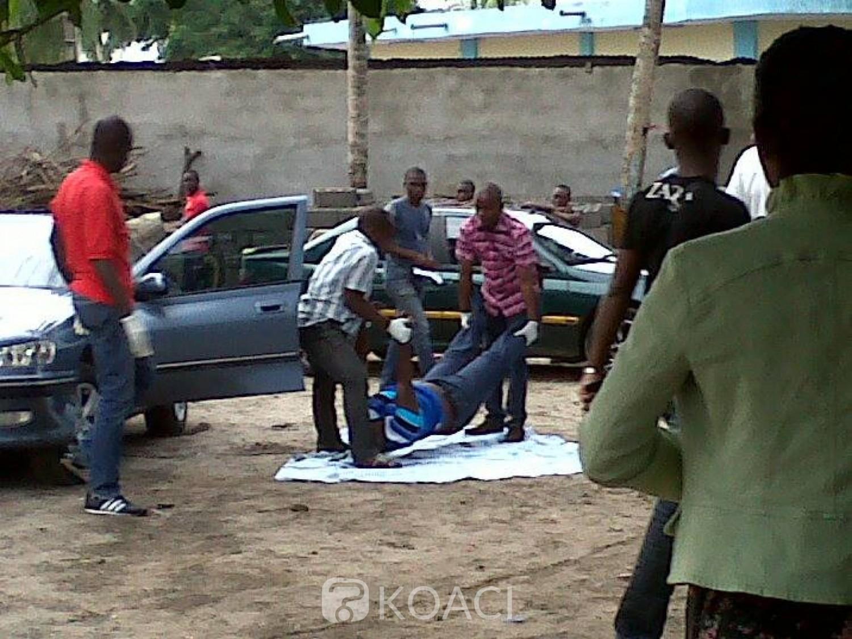 Côte d'Ivoire : Crime crapuleux à Abobo, un individu découvert égorgé dans son lit