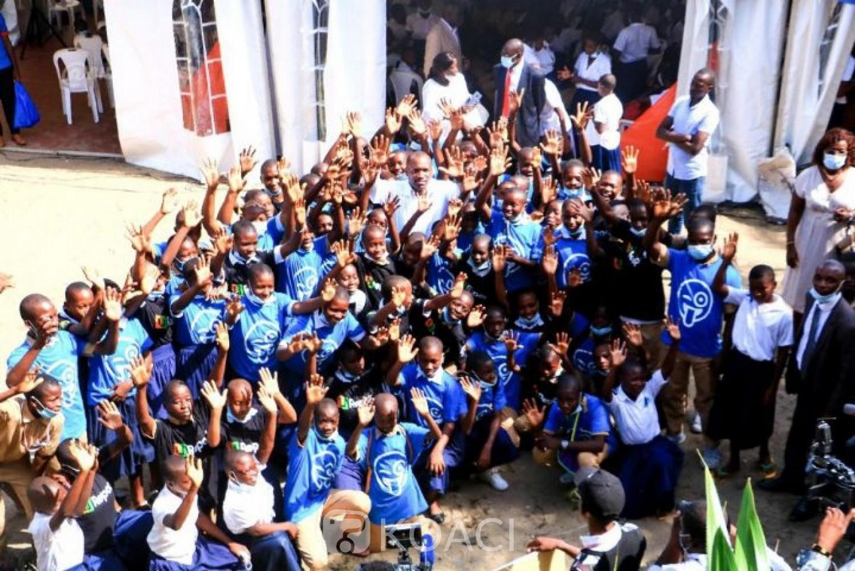 Côte d'Ivoire: Journée mondiale de l'enfance, des enfants à Mamadou Touré: « Nous rêvons d'un pays en PAIX »