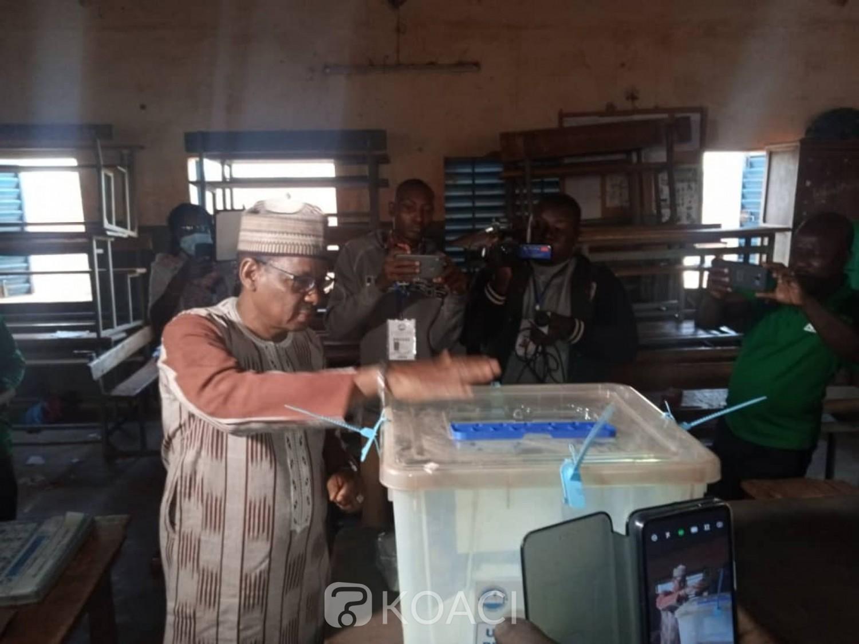 Burkina Faso : Présidentielle, des individus armés font fermer des bureaux de vote
