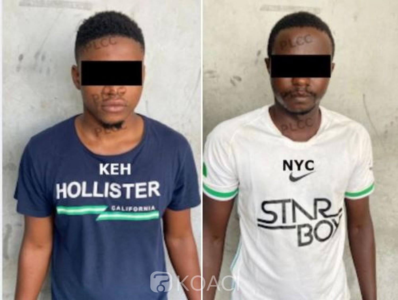 Côte d'Ivoire : Ils la menacent de publier son image à caractère sexuel, elle devient leur objet sexuel