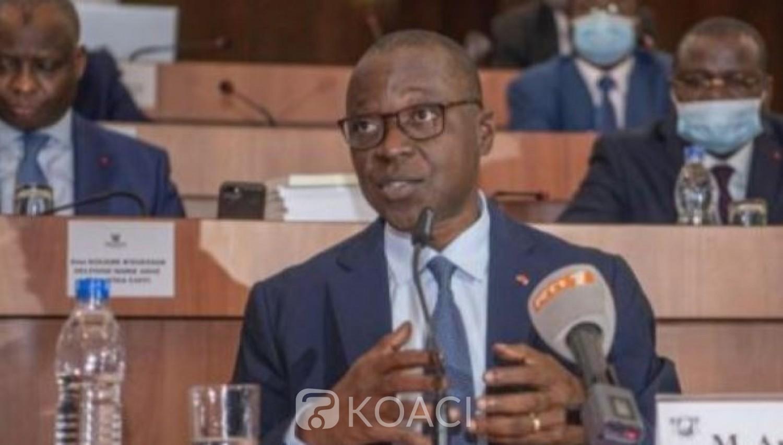 Côte d'Ivoire : Ministère des  Transports,  Amadou Koné mise dans l'investissement pour 2021