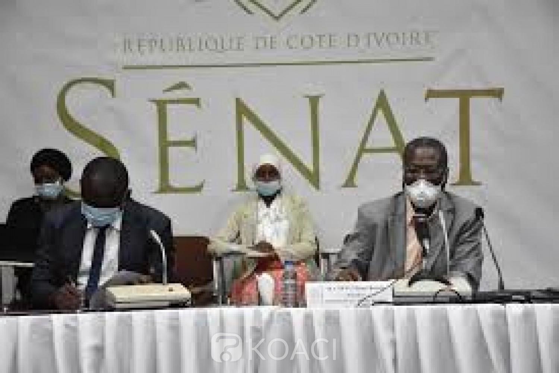 Côte d'Ivoire: Les sénateurs du groupe parlementaire PDCI-RDA « expulsés» par le Président de la Commission des affaires sociales et culturelles