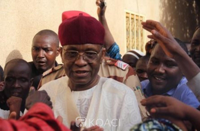 Niger : Décès à 82 ans de l'ancien président Mamadou Tandja