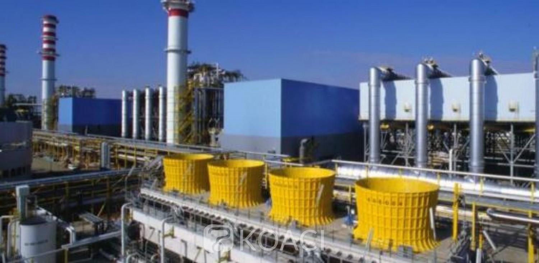 Côte d'Ivoire : Une centrale thermique va être construite  à Jacqueville pour une production d'électricité à cycle combiné de 390 Mw