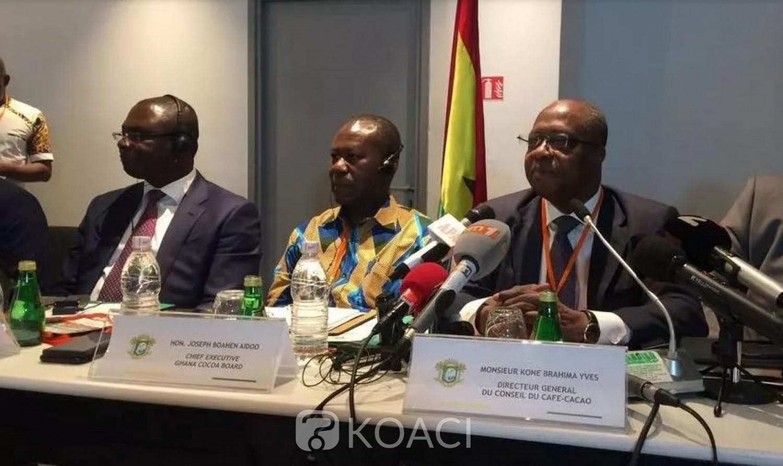 Côte d'Ivoire-Ghana : Menace sur le prix plancher du Cacao, le Conseil dénonce un « complot » des chocolatiers qui refusent d'appliquer le « DRD »